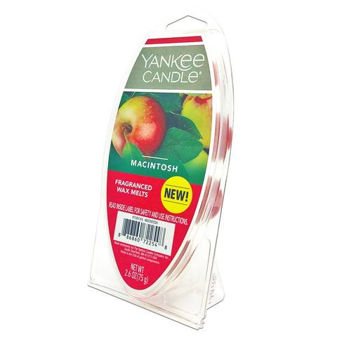 Yankee Candle® Wax Melts - Macintosh - dollarscentclub