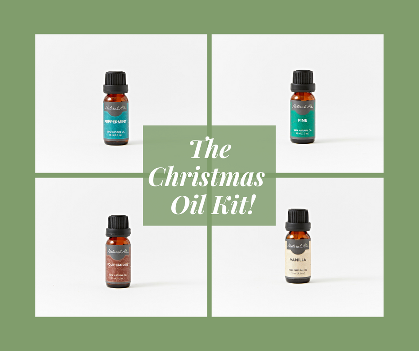 The Christmas Oil Kit (Gift for Orders Over $20)