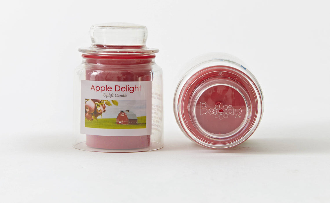BoQáy® Flameless Candle - Apple Delight