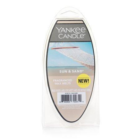 Yankee Candle® Wax Melts - Sun & Sand® - dollarscentclub