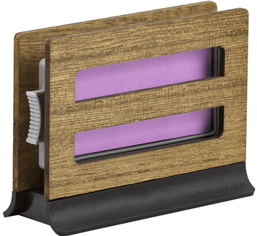 Scent Station - Wood & Black / Lavender Vanilla
