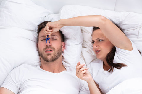 Solving-Snoring-Issue