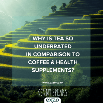 Why is Tea so Underrated in Comparison To Coffee And Health Supplements?