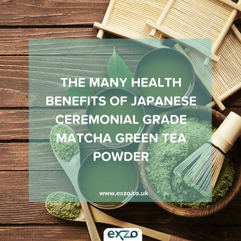 The Many Health Benefits of Japanese Ceremonial Grade Matcha Green Tea Powder