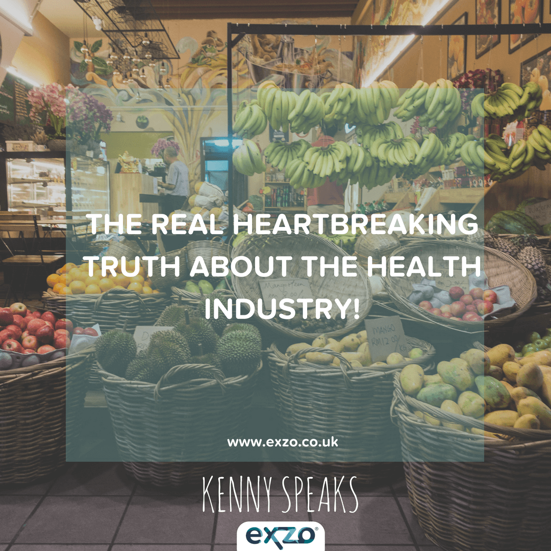 The Real Heartbreaking Truth About The Health Industry You All NEED to Know!
