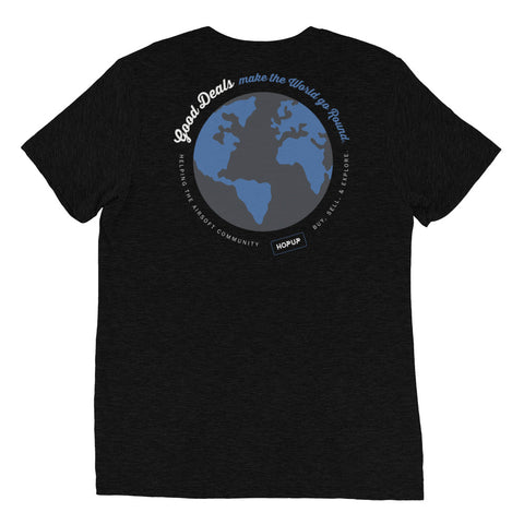 Good Deals Make The World Go Round T-Shirt