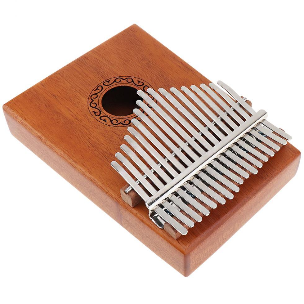17 Keys Kalimba Thumb Piano Piano InspirExpress