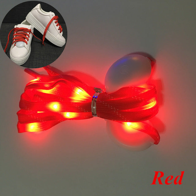 Flash Light Shoelaces - inspirexpress.com