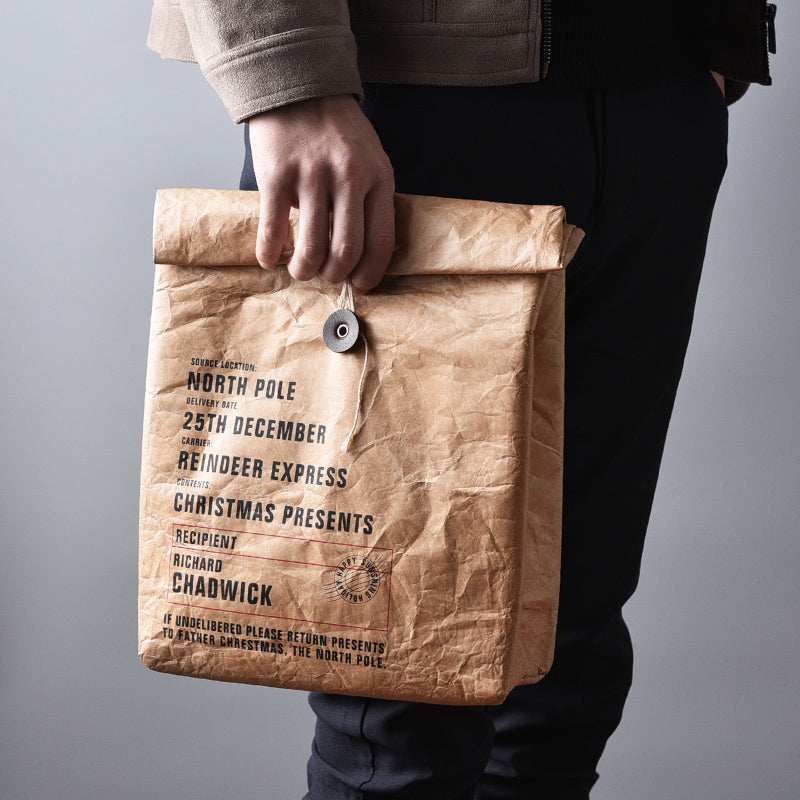 Nordic Kraft Paper Bag - inspirexpress.com