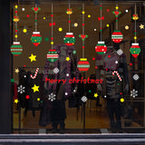 Load image into Gallery viewer, Christmas Window Stickers