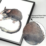 Load image into Gallery viewer, Animal Art Canvas Wall Painting