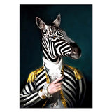 Load image into Gallery viewer, Animals Dress Posters Wall Art Picture