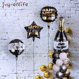 Load image into Gallery viewer, Decorations Wine Bottle Foil Balloons for Christmas