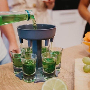 Party Shot Glasses Dispenser Holder