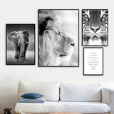 Load image into Gallery viewer, Animals & plants Wall Art Print Canvas Paintings