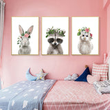 Load image into Gallery viewer, Animal Decorative Canvas Hanging Painting