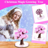 Load image into Gallery viewer, Magic Growing Christmas Paper Tree
