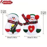 Load image into Gallery viewer, Christmas Kitchen Tableware Holder bag