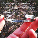 Load image into Gallery viewer, Inspirational Bangle - inspirexpress.com