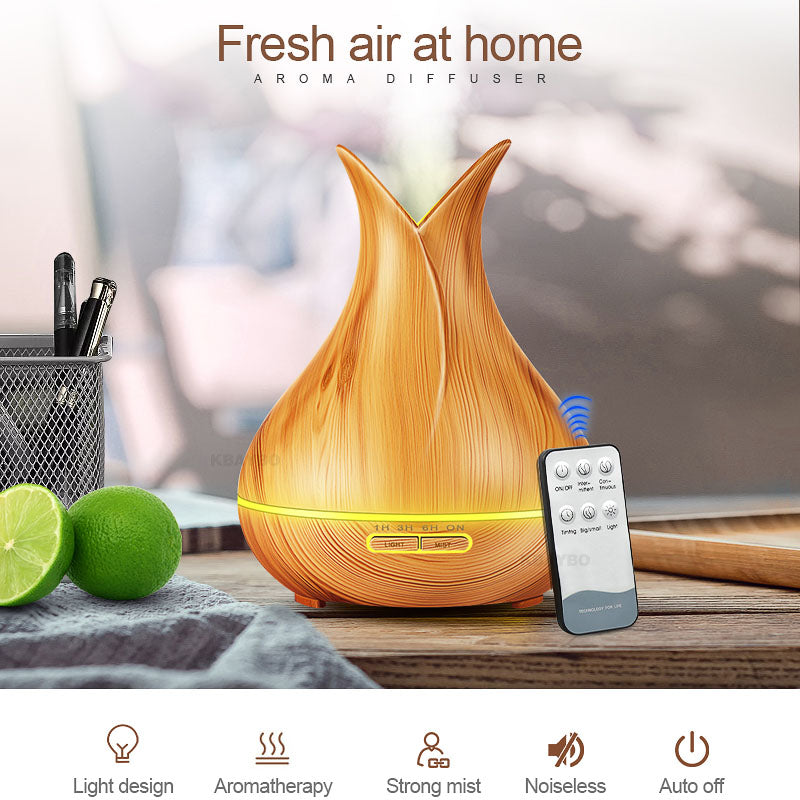 Aroma Essential Oil Diffuser - inspirexpress.com