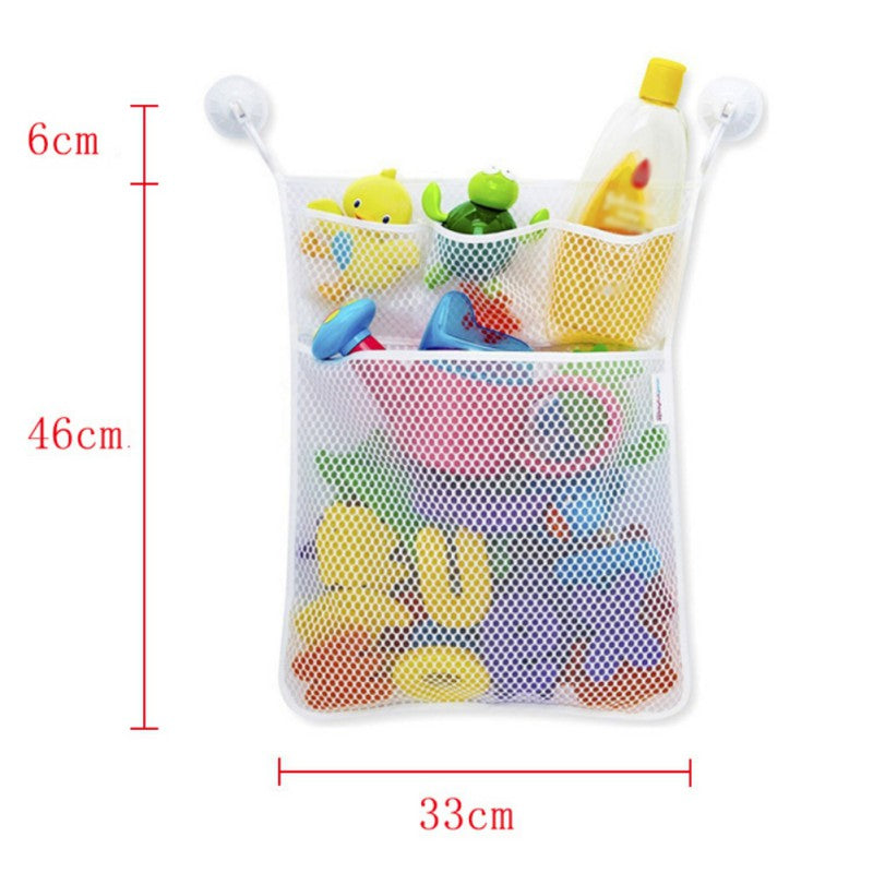 Baby Bath Toys Mesh Bag - inspirexpress.com