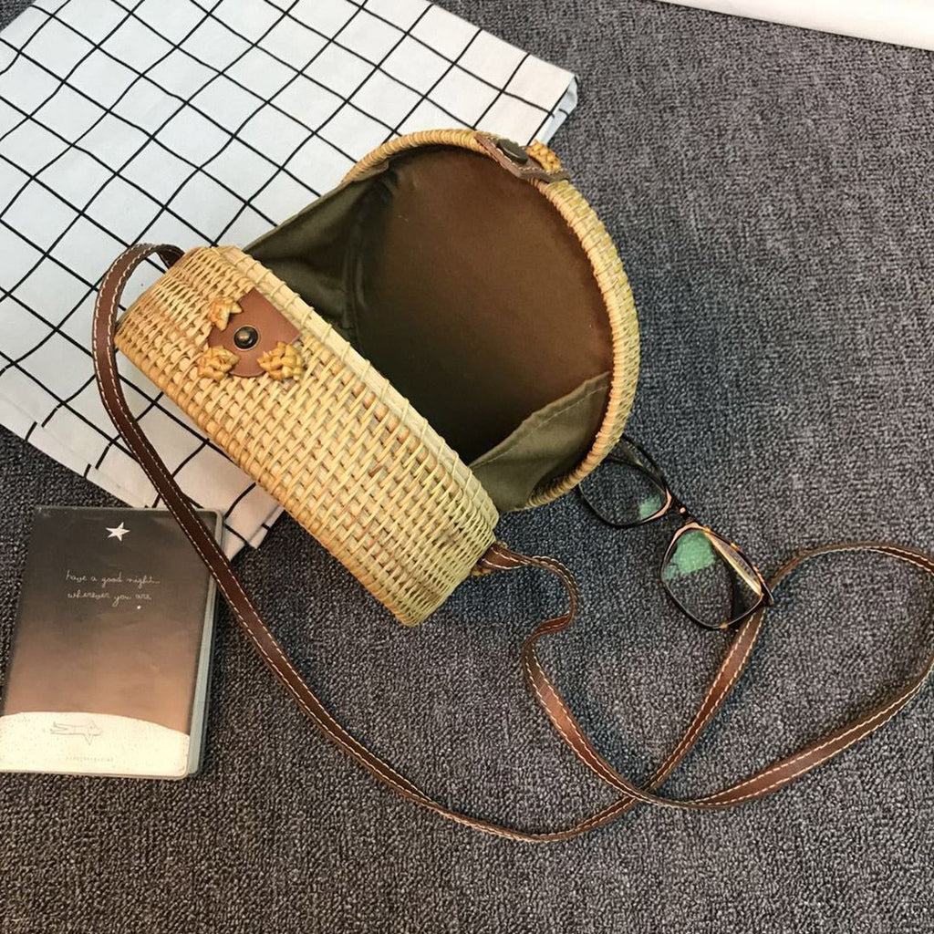 Vacation Straw Bag - inspirexpress.com