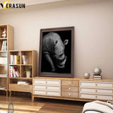 Load image into Gallery viewer, Animal Canvas Painting Poster Pics