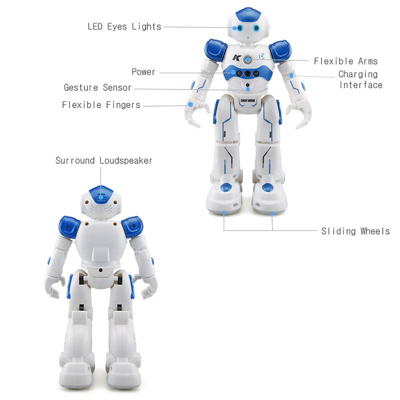 Intelligent Robotica Toy - inspirexpress.com