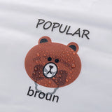 Brown Bear Storage Pouch - inspirexpress.com