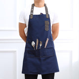 Unisex Denim Apron - inspirexpress.com