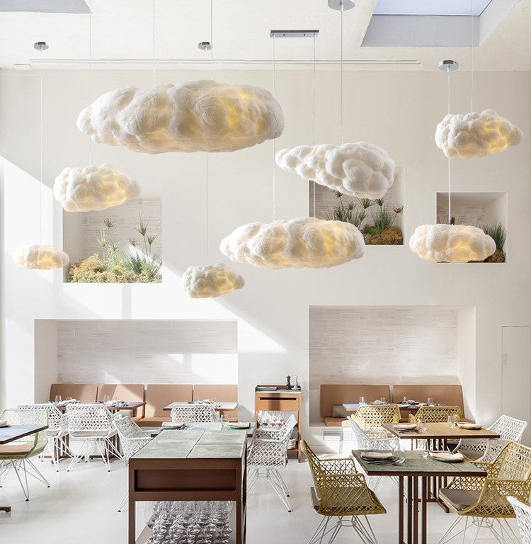 Floating Cloud Pendant Light - inspirexpress.com