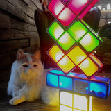 Load image into Gallery viewer, Tetris Stackable Lamp - inspirexpress.com