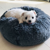 Super Soft Long Plush Pet Cushion