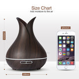 Load image into Gallery viewer, Aroma Essential Oil Diffuser - inspirexpress.com