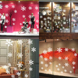 Load image into Gallery viewer, Christmas Snowflake Window Sticker