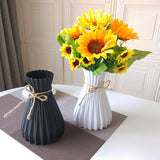 Load image into Gallery viewer, Rattan-like Anti-ceramic Plastic Vases