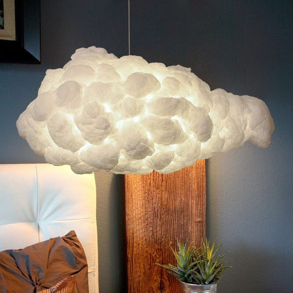 Floating Cloud Pendant Light