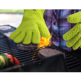 Silicone Heat Resistant Gloves - inspirexpress.com