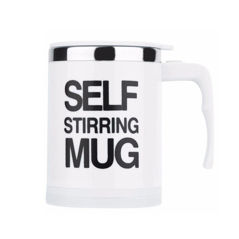 Creative Stainless Steel Self Stirring Mug - inspirexpress.com