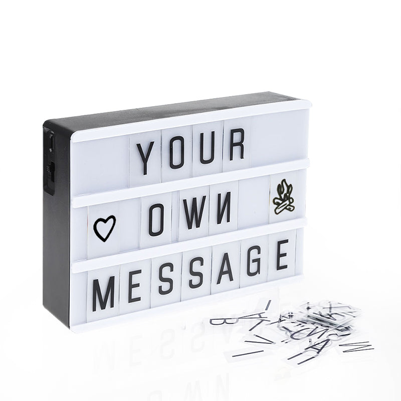 Message Board Lightbox - inspirexpress.com