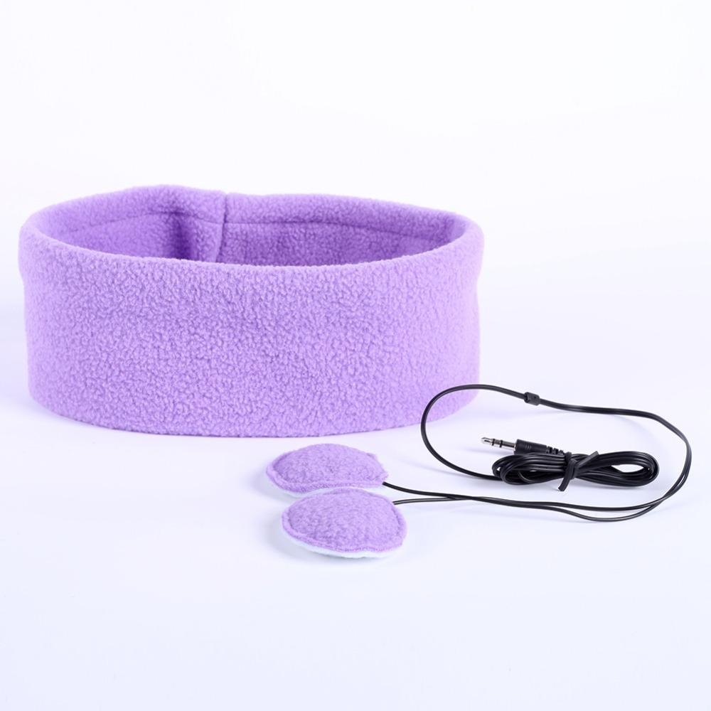 Anti-noise Sleeping Headphones Headphones InspirExpress Purple