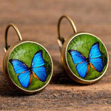 Antique Bohemian Earring Earring InspirExpress Butterfly