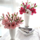 Artificial Flowers Orchid Magnolia Artificial Flowers InspirExpress