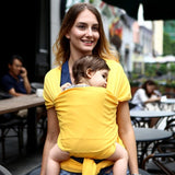 Baby Carrier Sling Sling GEEKS1024 Yellow