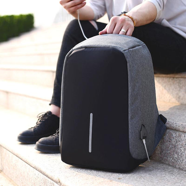 City Travel Charging Backpack