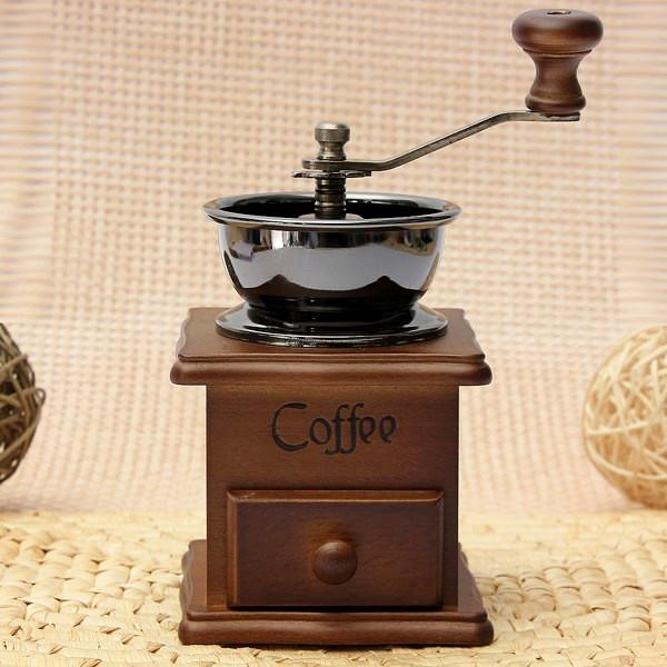Classical Manual Coffee Grinder