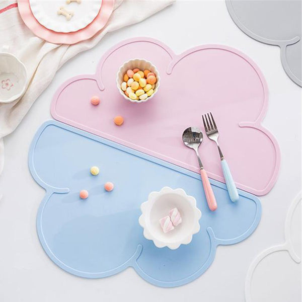 Cloud Silicone Table Mat