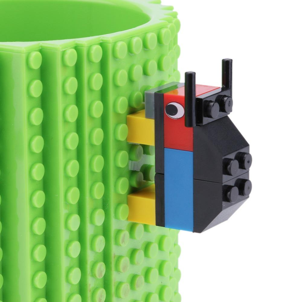 Creative Build-on Brick Mug Mug GEEKS1024
