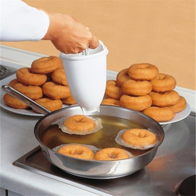 Donut Maker Dispenser Kitchen InspirExpress