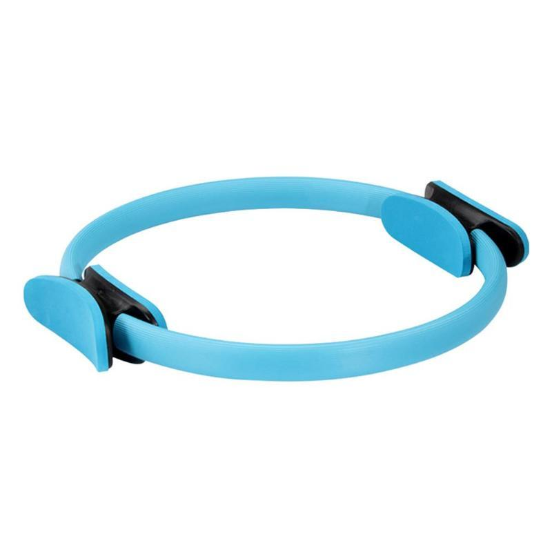 Dual Grip Yoga Training Ring Training Ring InspirExpress Blue